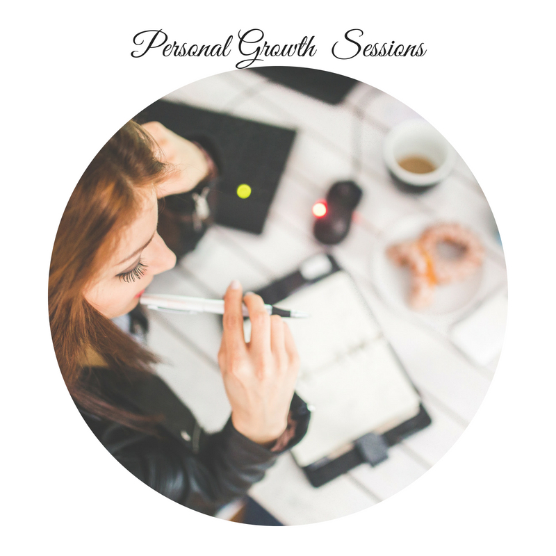 Personal Growth Sessions